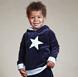 Stjernegenser til gutt med hette – MLE