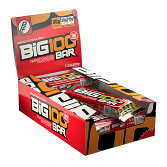 Big 100 Bar Peanøtt Sjokolade