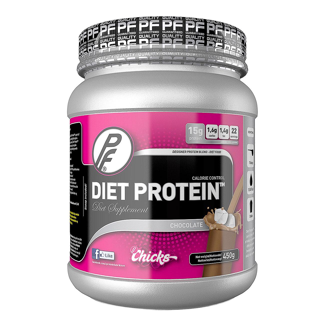 protein diett slanking