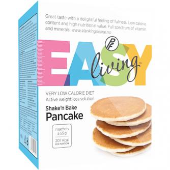 Easy Living Diett Pannekake