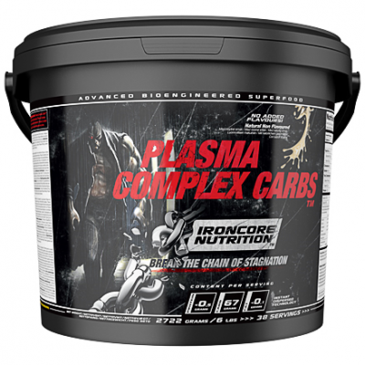 Ironcore Plasma Complex Carbs - Natural