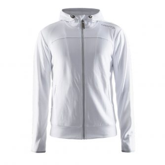 Craft Zermatt allværsjakke Hvit – Herre – ShopClub