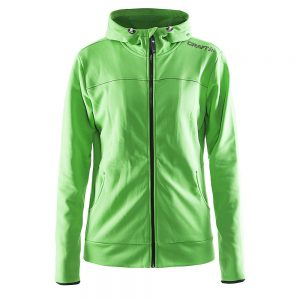 Craft Leisure Full Zip Hood  – Dame