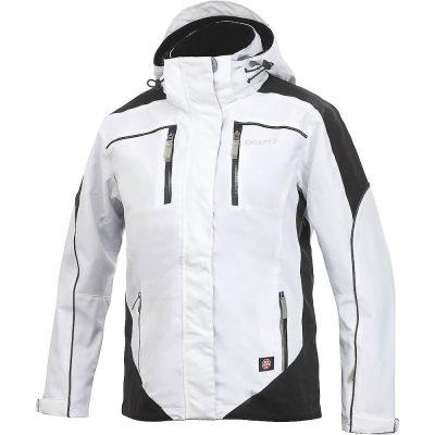 Craft Zermatt allværsjakke Hvit – Herre