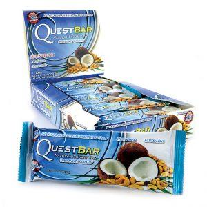 Quest Bars – Coconut Cashew 12 stk
