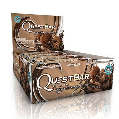 Quest Bars Double Chokolate Chunk 12stk