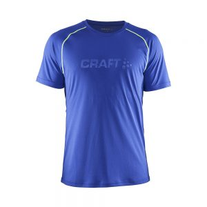 Craft Active Run SS Tee – Herre
