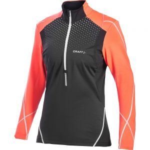 Performance Run Thermal Wind Top – Dame